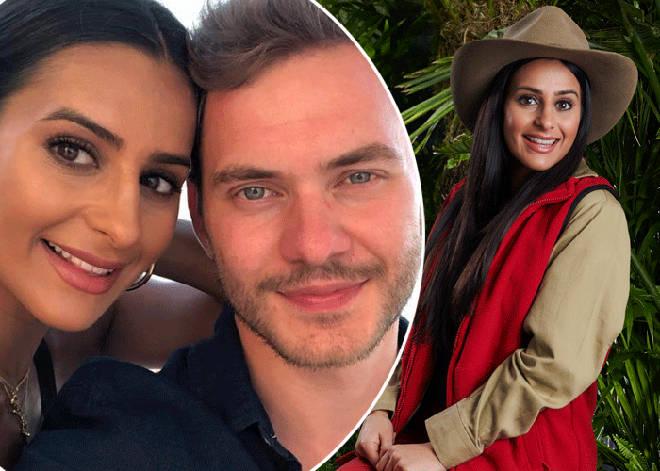 Sair Khan is dating actor Simon Lennon from Our Girl