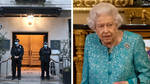 The Queen spent the night in hospital for checks, Buckingham Palace said
