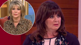 Coleen Nolan has spoken out about Ruth Langsford