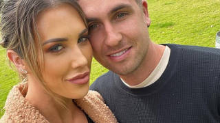 Rebecca Zemek is now loved up with her new boyfriend Ben Michell