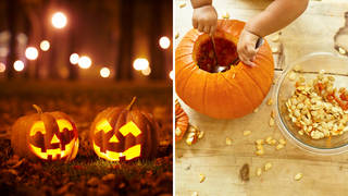 How long can you keep your Halloween pumpkins for?