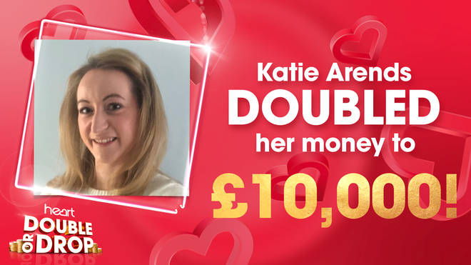 Katie Arends doubles to £10,000