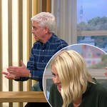 Holly Willoughby was left terrified when a spider fell in her hair