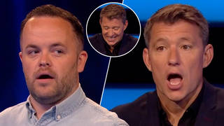 Tipping Point's Ben Shepherd was left shocked by one contestant