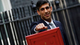 Rishi Sunak will set out the spending plans for the year later