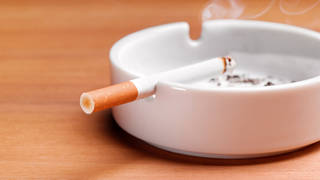 Cigarette prices have now been increased