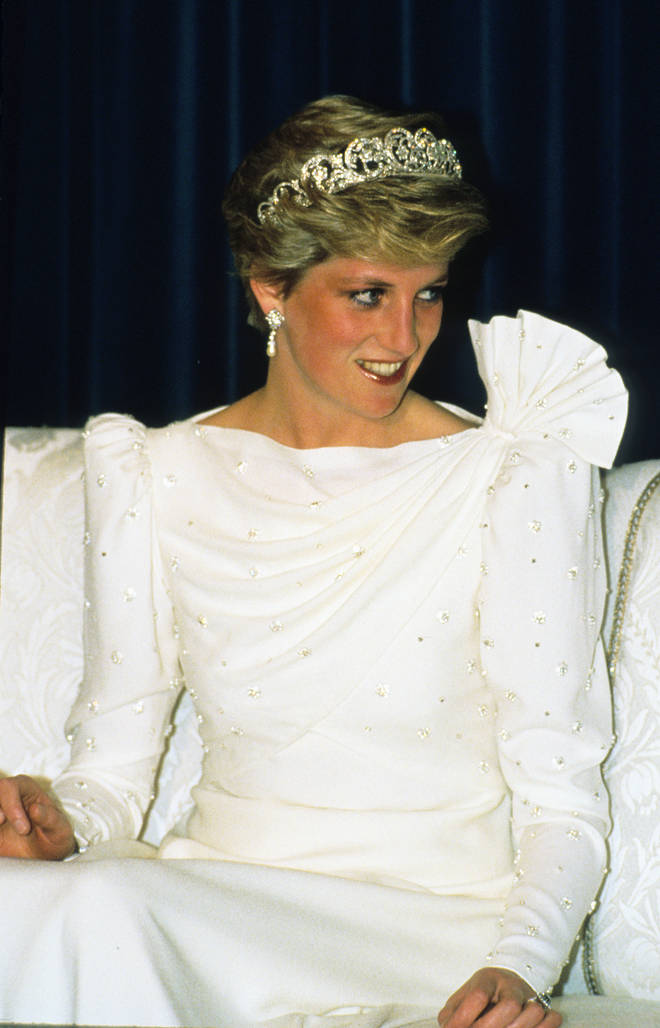 Princess Diana's dress will sell for thousands at an upcoming auction