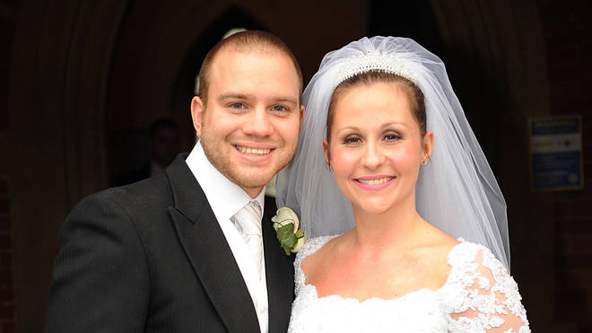 Olly's brother on his wedding day