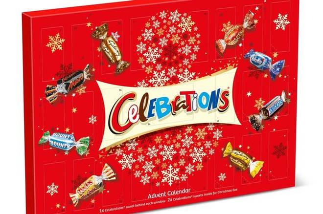 celebrations advent calendar sparks outrage after chocolate fans