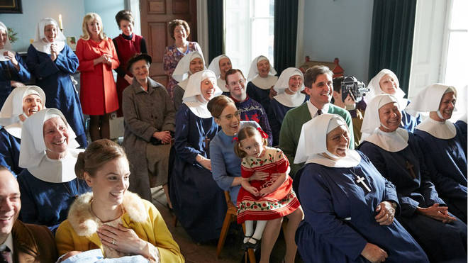 Call the Midwife returns this festive period