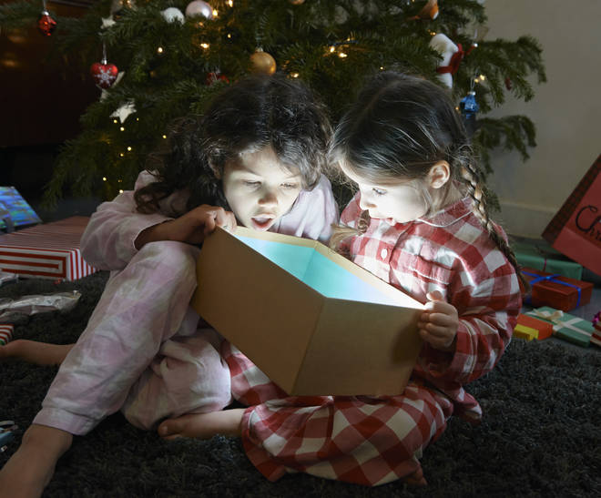 Christmas Eve boxes are a new and popular tradition