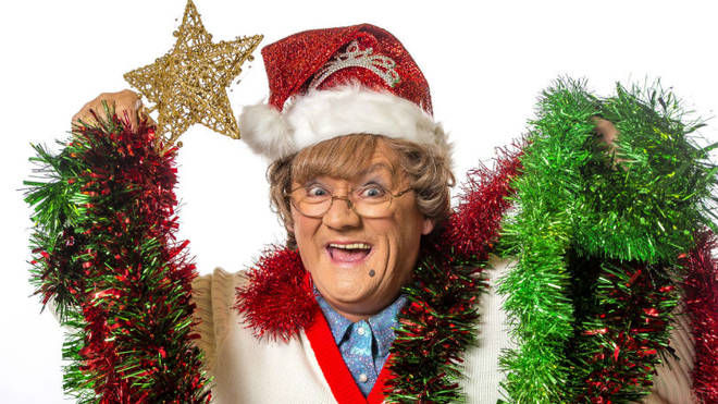 Mrs Brown's Boys returns to the BBC this Christmas