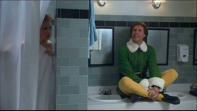 Will Ferrell and Zooey Deschanel sang the song in the film Elf