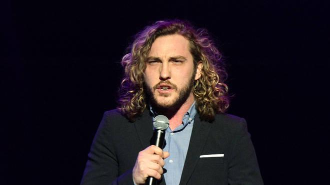 Seann Walsh performing at the Royal Albert Hall in London, 2013