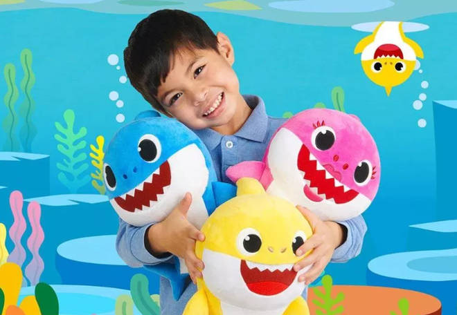 A Singing Baby Shark Toy Is Being Released Just In Time For