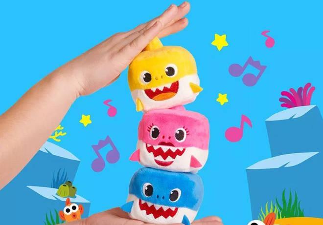 baby shark toy