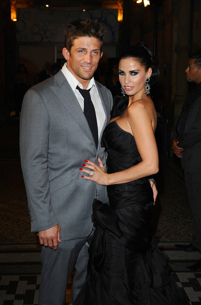Katie's second husband was MMA fighter Alex Reid