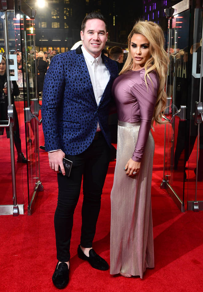 Katie was cheated on multiple times by third husband Kieran Hayler