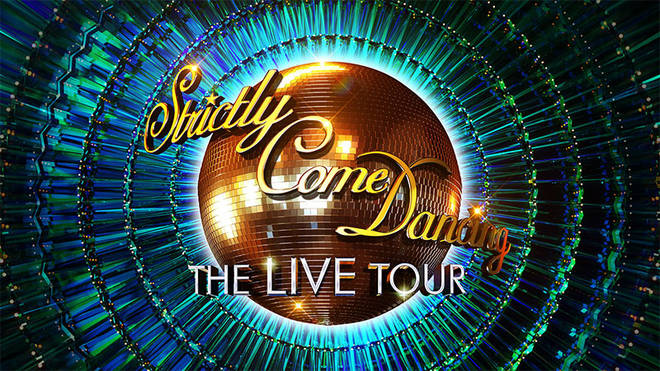 Strictly Come Dancing Live kicks off in January 2019