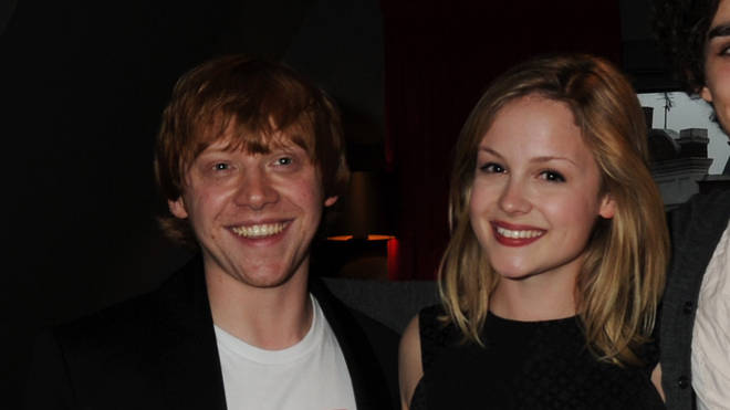 Rupert and Kimberley starred in 2009 film Cherrybomb together