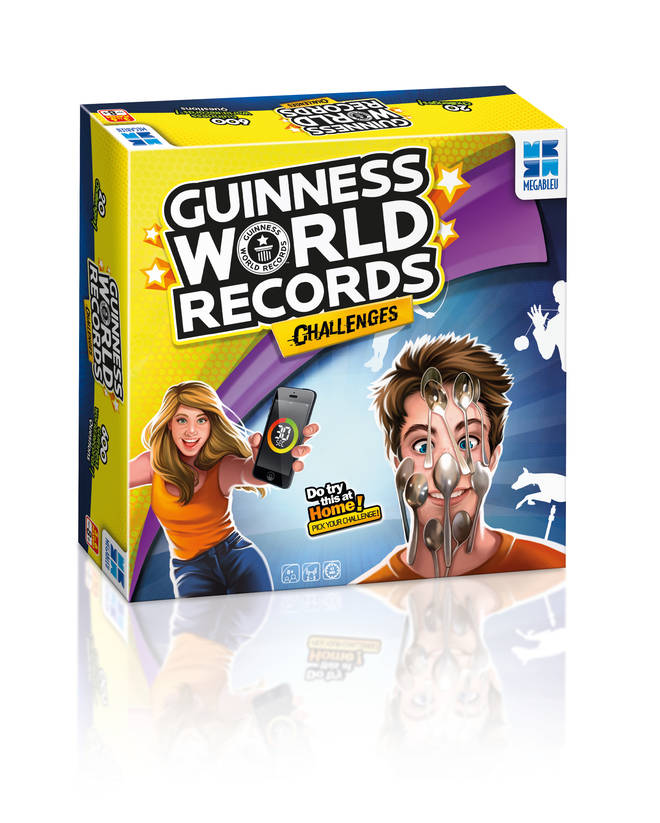 Can you break a world record in your living room?