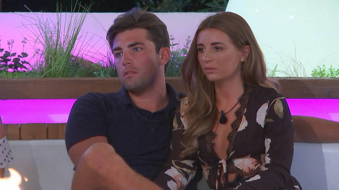 Jack and Dani announced their separation last night