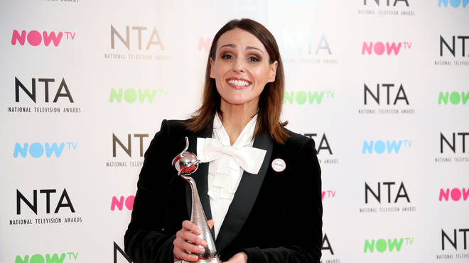 Suranne Jones starred in BBC drama Doctor Foster