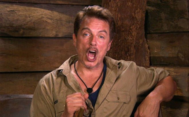 John Barrowman is a contestant on this year's I'm A Celeb