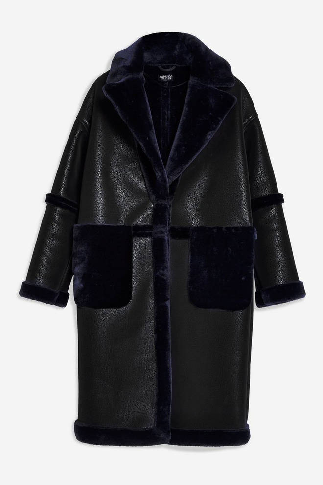 e746c9cb The best vegan and wool-free coats for winter 2018/19: Topshop, ASOS ...