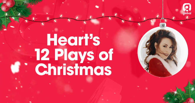 Win £5,000 with Heart's new Christmas game