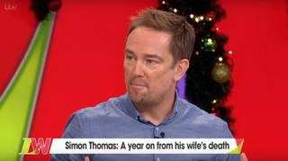 Simon Thomas discusses his new relationship