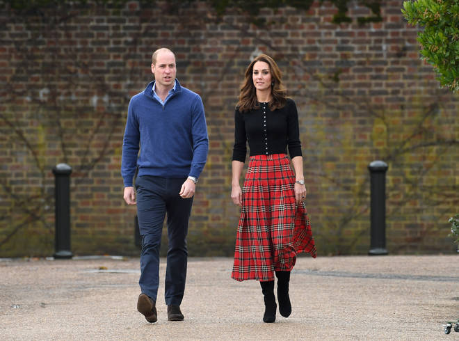 The house-keeper and gardener are said to have resigned shortly after Kate and William moved in