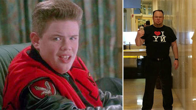 Buzz from Home Alone is all grown up!