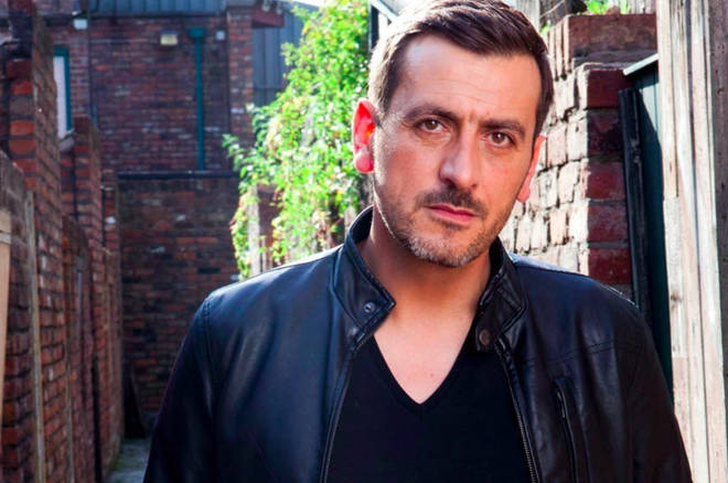 Peter Barlow will leave Weatherfield in a COFFIN if Chris has his way