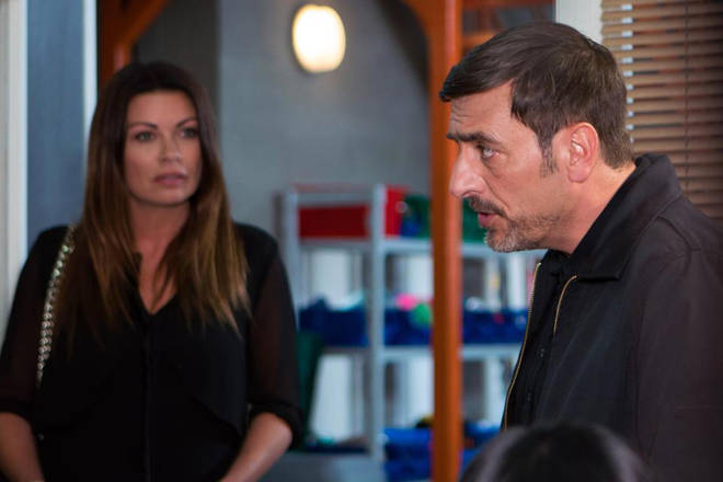 Peter Barlow will rekindle his relationship with Carla Connor