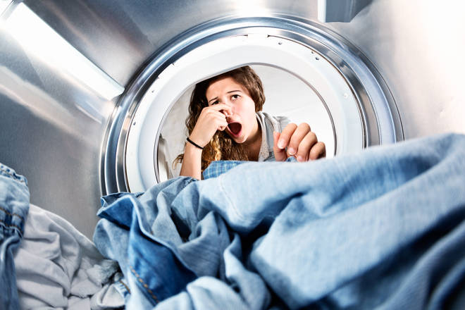 There's nothing worse than opening your washing machine only to be greeted by a mouldy smell
