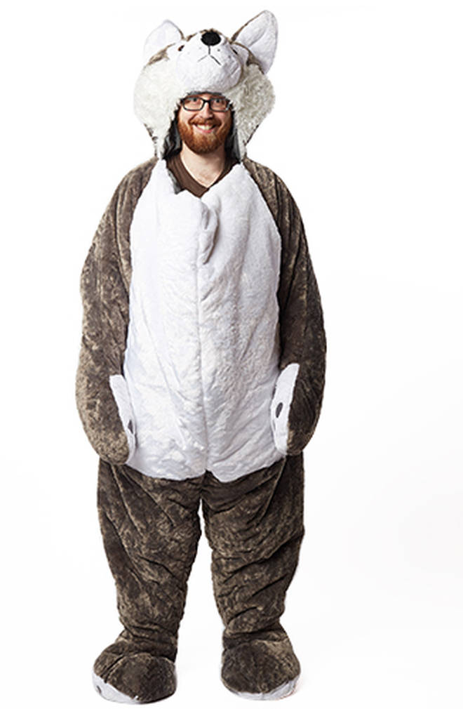 A cheaper animal sleeping bag alternative