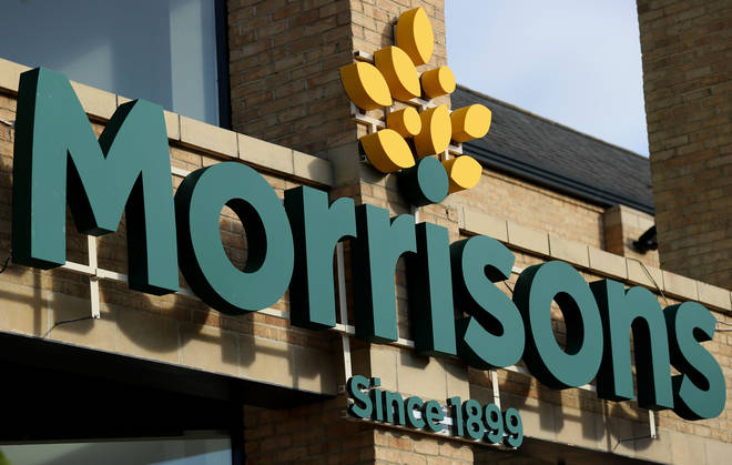 Morrisons are stocking a great vegan alternative this Christmas