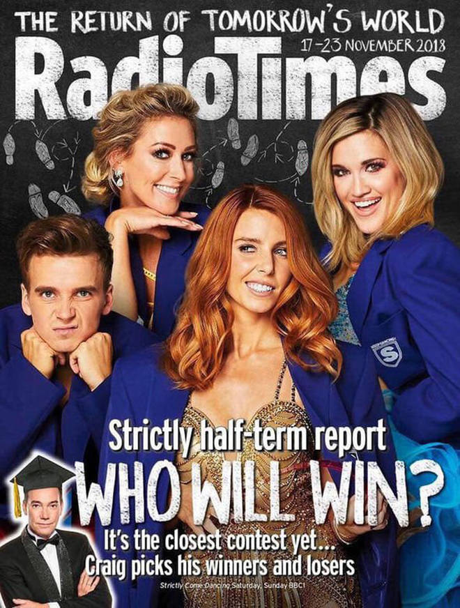 November's cover of the Radio Times has sparked a fresh wave of fix claims