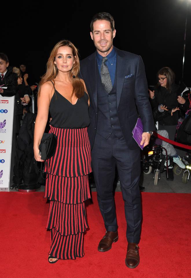 Jamie Redknapp and Lousie Redknapp split