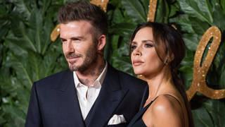 David and Victoria sparked fresh concerns about their marriage at the fashion awards this weekend