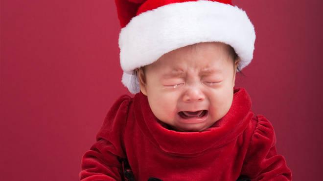 Santa upset a lot of kids