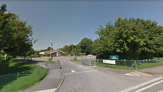 Holmesdale Community Infant School where Kelly's son Harry is a pupil
