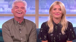 Holly Willoughby and Philip Schofield