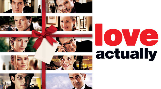 Love Actually is the ultimate Christmas rom com