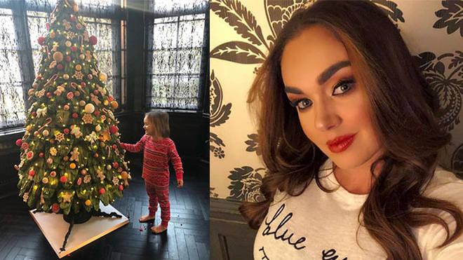 Tamara Ecclestone's amazing tree has won Christmas this year