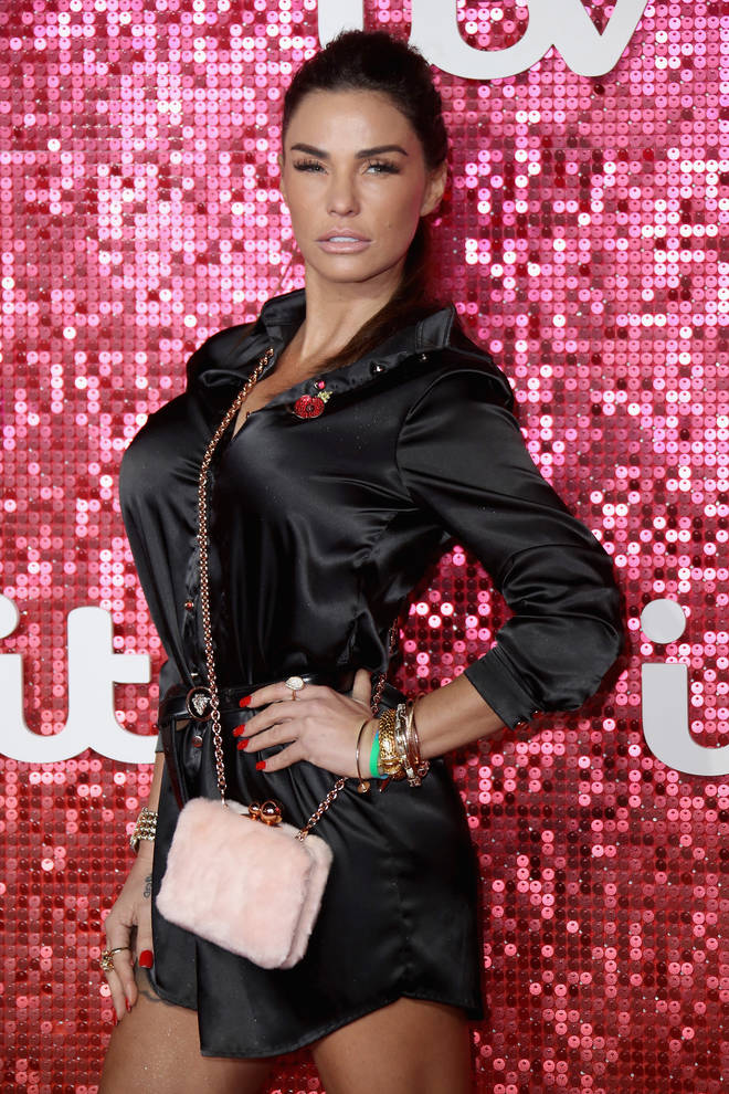 Katie Price wants to end a terrible year with a festive spending spree