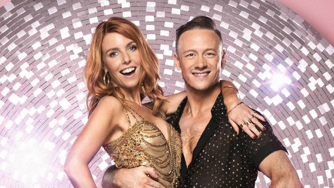 Stacey Dooley and Kevin Clifton