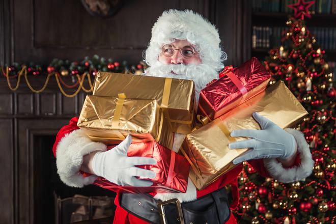 A third of those surveys think Santa should be female or gender neutral