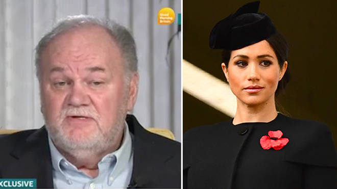 Thomas Markle begged estranged Meghan to make contact with him